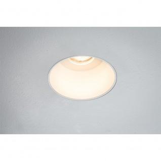 Premium EBL Set Luca 926.52 IP44 39° starr 12, 6W 230V LED Weiß Alu