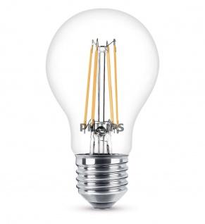 Philips 8718696573839 E27 LED Classic Leuchtmittel 6W 806lm Filament Warmweiß - Vorschau 2