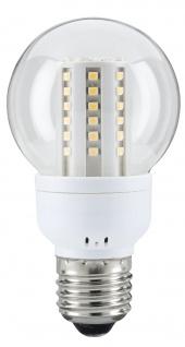 Paulmann 281.02 LED Glühlampe 3W E27 Klar Warmweiß 250 lm