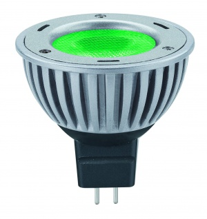 Paulmann LED Powerline 1x3, 5W GU5, 3 Grün