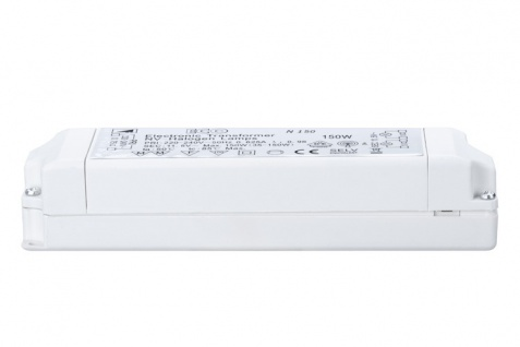 ECO Elektronischer Halogen Trag VDE geprüft min.35VA max.150VA 12V 150W