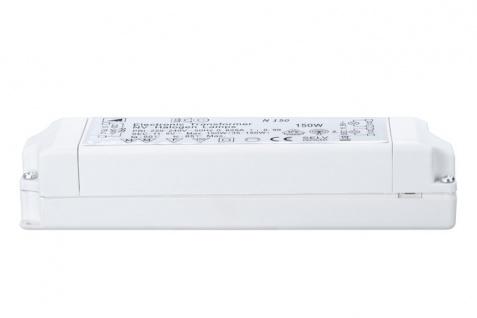 Elektronischer Halogen Trag VDE geprüft min.35VA max.150VA 12V 150W Trafo