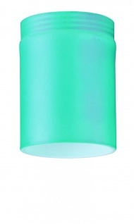 Paulmann 925.76 Premium Glas DecoSystems Tube Mini Blau/Glas