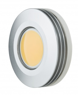 10 x 28133.10 Paulmann GX53 Fassung LED Disc 7W GX53 230V Warmweiß