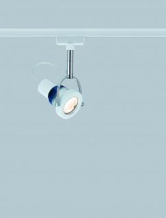 Paulmann URail Schienensystem Light&Easy Spot Ring 1x11W GU10 Weiß 230V Metall - Vorschau 3