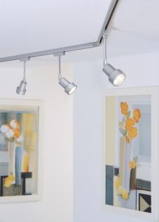 Paulmann URail Schienensystem Light&Easy Spot LEDmanz2 1x3W Chrom matt 230V Metall - Vorschau 4