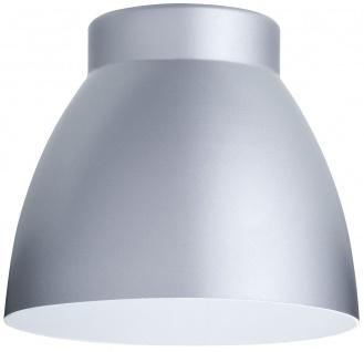 Paulmann 600.09 DecoSystems Lampenschirm Wolbi max.50W Metall Weiß Alu