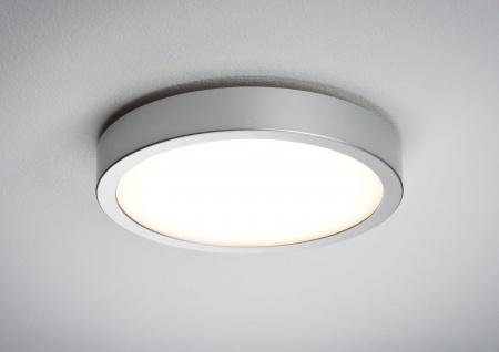 Paulmann WallCeiling Orbit LED-Panel 300mm 16, 5W 230V Chrom matt/Weiß Kunststoff - Vorschau 3