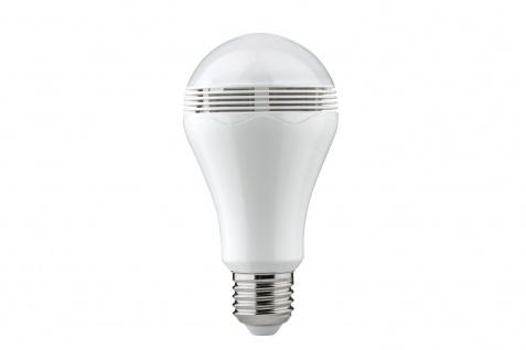 Paulmann LED Glühlampe 5W E27 230V Lautsprecher bluetooth 2700K