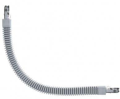 Paulmann URail Schienensystem Light&Easy MAX Verbinder max. 1000W Chrom matt 230V Metall
