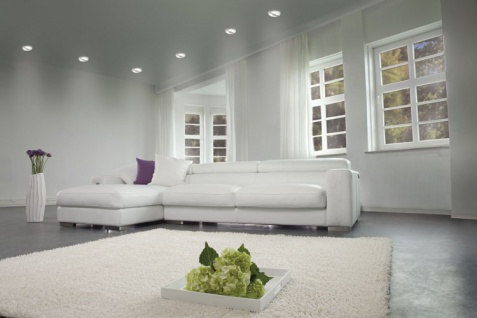 Paulmann Premium Einbauleuchte Set Side LED schwenkbar 30° 1x13W 230V/700mA 152mm Chrom matt/Alu - Vorschau 5