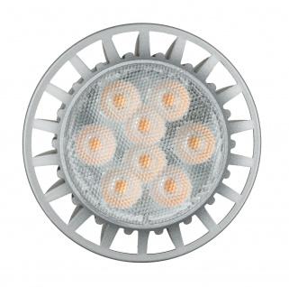 Paulmann 926.81.LED 2700K Premium Einbauleuchte Daz rund schwenkbar 1x8W LED 230V GU10 Weiß m./Schw. dimmbar - Vorschau 4