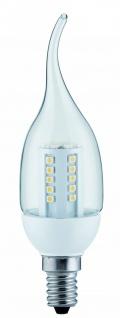 Paulmann LED Cosylight 2W E14 230V Klar Warmweiß