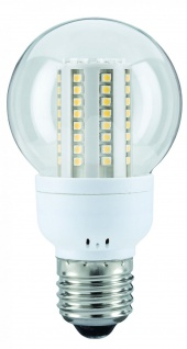 Paulmann 281.01 LED Glühlampe 4W E27 Klar Warmweiß 340 lm