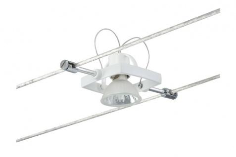 974.97 Paulmann 12V Light&Easy Spot Mac II 35W Weiss 97497