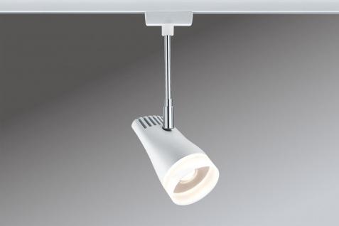 Paulmann URail Schienensystems LED Spot Drive 1x5, 4W Weiß/Chrom 230V Metall/Kunststoff - Vorschau 2