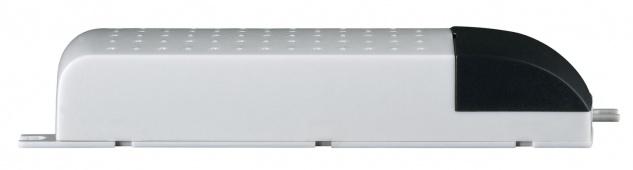 Paulmann 977.51 VDE Mipro Elektroniktrafo 20-70W 230/12V 70VA Grau/Schwarz