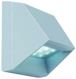Paulmann Special Aufbauleuchte Set IP44 Wand LED 1, 5W 230V 90mm Titan/Metall