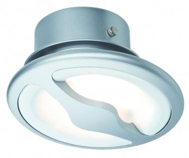 Paulmann Premium Einbauleuchte Set Side LED schwenkbar 30° 1x13W 230V/700mA 152mm Chrom matt/Alu - Vorschau 2