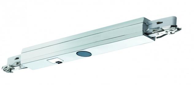 Paulmann 950.72 URail Syst. L&E IR Rail-Dimm/Switch E/A/D Chrom 230V Metall