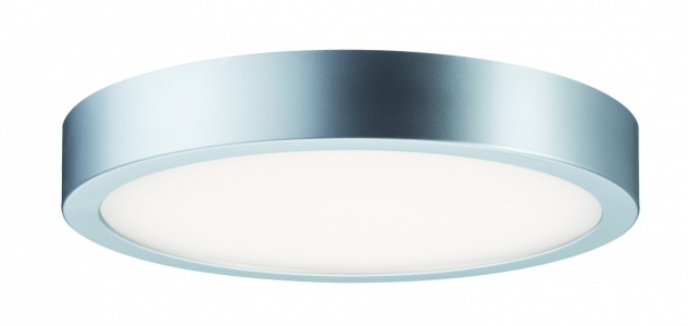 WallCeiling Orbit LED-Panel 300mm 16, 5W 230V Chrom matt/Weiß Kst