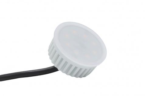 LED Einbauleuchte 96528 Alu 5W 3000K 230V Modul flache Einbautiefe 35mm - Vorschau 4