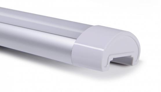 40W LED 1, 2 meter Leiste 230V 3600 Lumen IP40 4000 Kelvin 150°