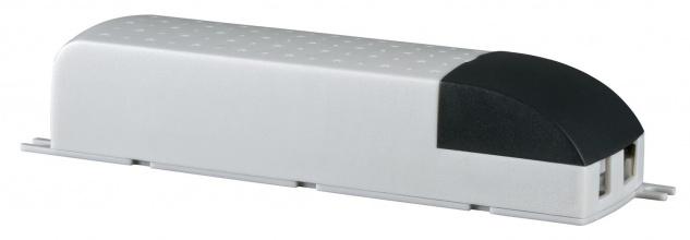 Paulmann VDE Mipro Elektroniktrafo 20-80W 230/12V 80VA Grau/Schwarz - Vorschau 2