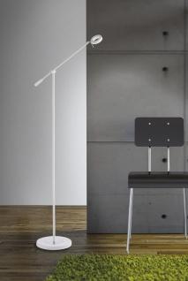 6 W LED Stehleuchte Silena Paul Neuhaus 478-16 Leuchte Lampe 500 lm