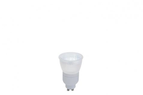 88254 ESL Glasreflektorlampe 7W GU10 Satin/Dichroic Warmweiß
