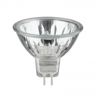 Paulmann Halogen Reflektor Security 50W GU5, 3 12V 51mm Silber