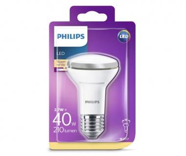 10x 8718696578551 LED Reflektor mit Drehsockel, 2, 7 W (40 W), E27, warmweiß - Vorschau 3