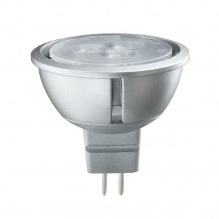 10 x LED Paulmann Premium Reflektor 6W GU5, 3 Fassung 12V Warmweiß 1500cd/25° dimmbar 28146.10