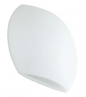 Paulmann 791.93 Living Dolcetto Wandleuchte 1x11W E27 Opal 230V Glas