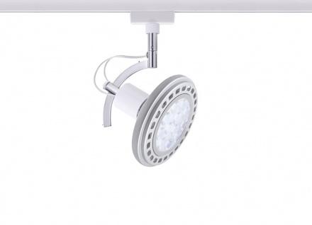 96845.LED Paulmann Urail Spot Roncalli inkl. LED Leuchtmittel Schienensystem 12W GU10 230V - Vorschau 4