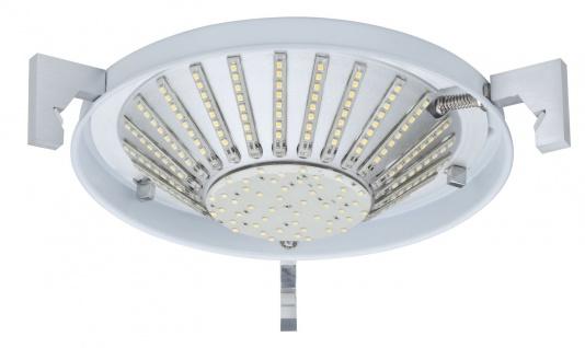Paulmann 702.97 WallCeiling DS Modern DL Basis Circle Schrittschalt 40-100% 12W LED Alu gebürstet 230V