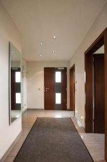 Paulmann Möbel Einbauleuchte Set Schutzglas strukt. 3x20W 70VA 230/12V G4 66mm Weiß/Stahl/Glas - Vorschau 2