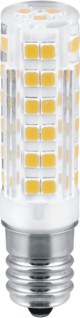 LED Leuchtmittel 4, 5W E14 3000K Warmweiss 230V 400lm Klar