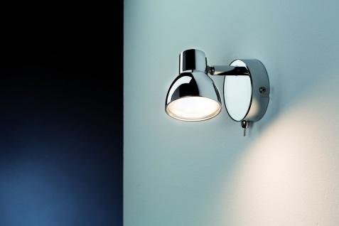 Paulmann Spotlight Cup LED 1x4, 6W Chrom 230V Kunststoff - Vorschau 3