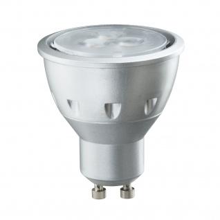 10 x 28155.10 Paulmann GU10 Fassung LED Quality Reflektor 4W GU10 230V Warmweiß 960cd/25°