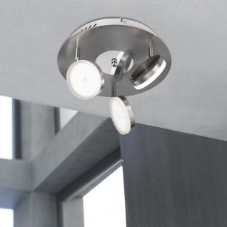 9893.03.54.0000Wofi Deckenlampe Hook LED Deckenleuchte 3 x 8w 3.000 K 600 lm Chrom