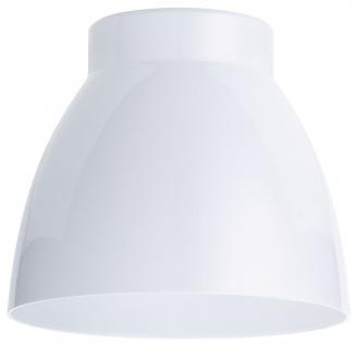 Paulmann 600.08 DecoSystems Lampenschirm Wolbi max.50W Metall Weiß