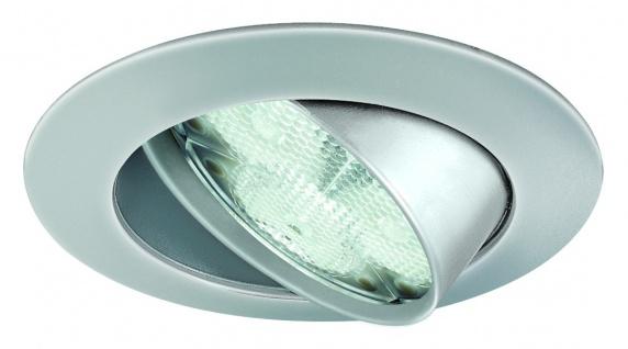 Paulmann Premium Einbauleuchte RGB Wellness LED 3W 350mA 83mm Chrom matt/Alu Zink