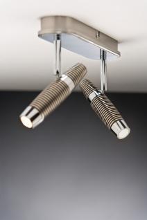 Paulmann Spotlight Channel LED Balken 2x10W Nickel gebürstet/Chrom 230V Metall - Vorschau 3
