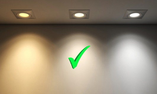 MILI 6er Set LED Leuchtmittel 3W GU10 4000K Neutralweiss 45° Linse 230V 240lm Klar - Vorschau 4