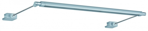 Paulmann ULine System L+E Galeria Leuchte Line 1x10W LED Chrom matt 12V Metall - Vorschau 3