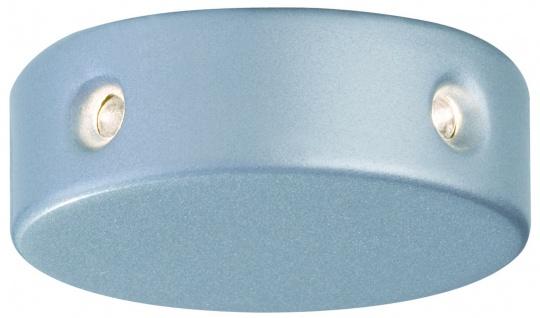 Paulmann Star Einbauleuchte Set LED Zylindro 3x(4x0, 25W) 12VA 230/12V 45mm Chrom matt