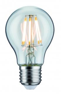 Paulmann 283.77 LED Glühlampe 7, 5W E27 230V Klar 2700K