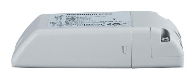 Paulmann 975.38 Special Line LED Trafo Transformator Konstantstrom 350mA 10W max. 35V DC Grau