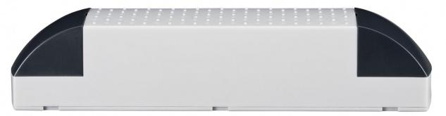 Paulmann VDE Profi Elektroniktrafo 100-250W 230/12V 250VA Grau/Schwarz